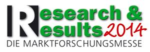 Logo der Research & Results 2014