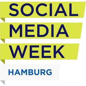 Logo der Social Media Week Hamburg