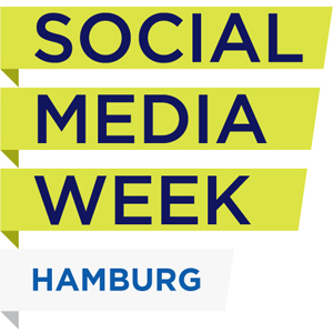 Logo der Social Media Week Hamburg