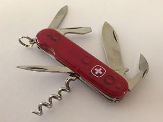 Schweizer Armee Messer