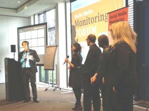 Monitoring Forum (Elevator Pitch)