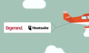 Hootsuite Digimind Partnerschaft