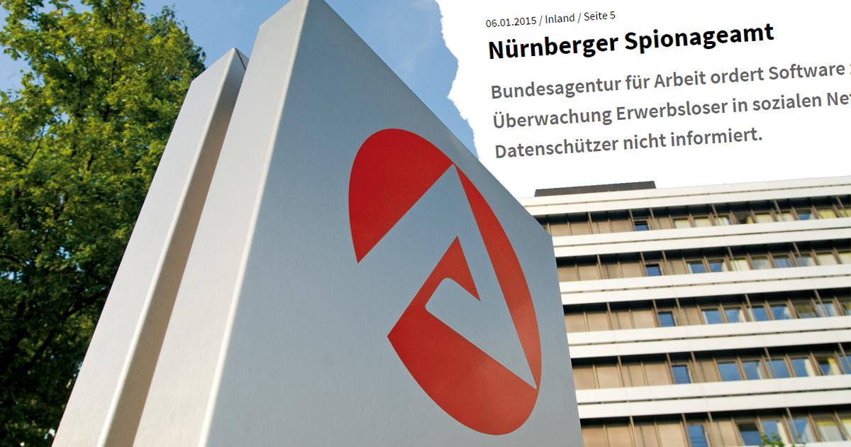 MonitoringMatcher: Bundesagentur für Arbeit und das Monitoring – Fünf Fragen an Frauke Wille (Copyright: Bundesagentur für Arbeit)