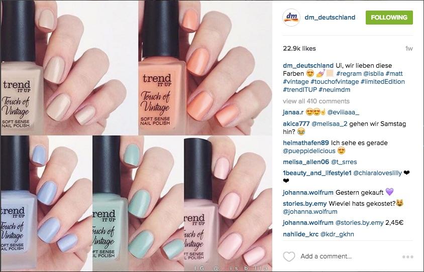 instagram dm deutschland social media zauberformel