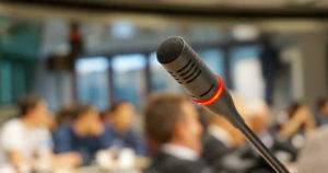 social media anwenderkonferenz konferenz mikrofon smak16