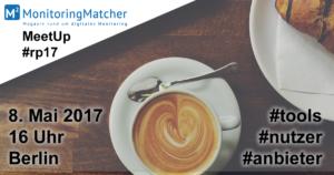 MonitoringMatcher-Meetup rp17 re:publica