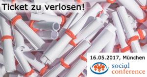 verlosung social conference münchen funnel