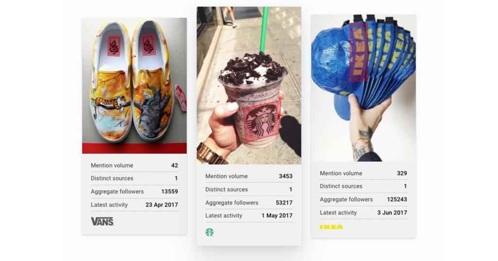 Brandwatch Bilderkennung Image Insights