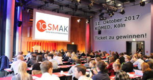 Social Media Anwenderkonferenz 2017 #smak17