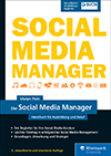 Der Social Media Manager (3. Auflage) von Vivian Pein