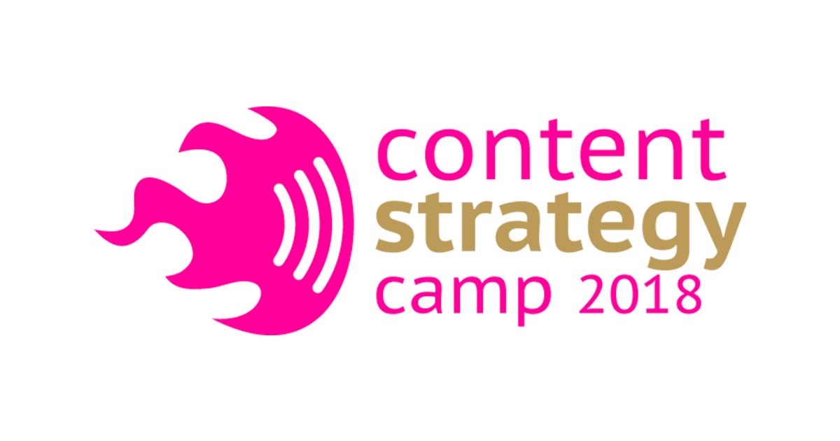 Content Strategy Camp 2018 Rückblick Aufs Cosca17 Und Ausblick
